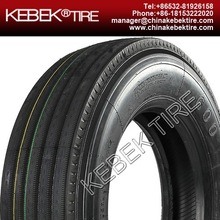 China wholesales heavy duty truck discount tire with German technology