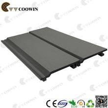 Outside building material light grey vinyl siding
