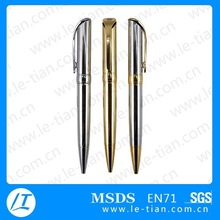 LT-B710 Promotional metal engraved pens metal ball pen