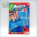 Personalizado soft brinquedos arma para as crianças/plástico bala soft arma brinquedos/pistola com balas de plástico