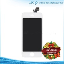Christmas Big Discount!!!Front Cover Lcd Screen For Iphone5 Assembly Repair Parts