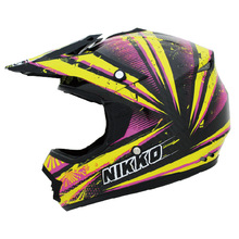 SNELL,DOT,ECE Carbon Fiber Motorcross Helmet N-717