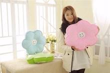 soft plush toys flower pillow for beautiful girls soft pillow for kids