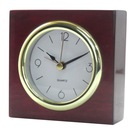 HOT cheap Wooden table clock