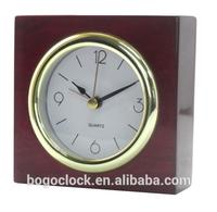 HOT cheap Wooden table clock