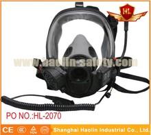 Militaire respirateur naturelle masque