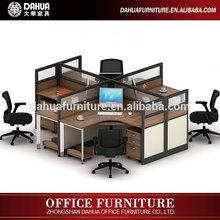 Universal hot product bottom price new design melamine desk