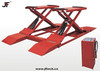 Factory direct supply 10m motorcycle scissor lift table