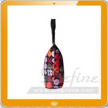 Lady mature graceful tote bag