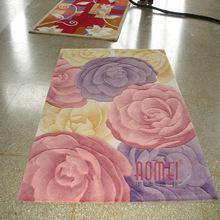 Hand tufted fashion carpet for children