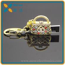 Fashion gift Bag USB, Jewelry Handbag USB Flash, USB Stick With Lower Price