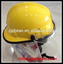 CE certificate Fireman Helmet