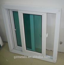 China manufacturer cheap price PVC sliding windows upvc sliding windows