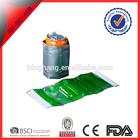Binghang wine bottle gel cooler bags gel bottle cooler (Manufacturer with CE,FDA,MSDS,BSCI)