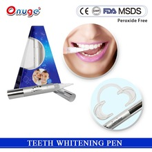 high quality teeth whitening pen better than gel tube easy to use for beauty teeth