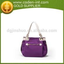 de luxo de alta qualidade de nylon bolsa para as mulheres