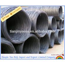 factory supply steel wire rod(manufacturer)