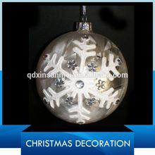 Glass Christmas Balls Names