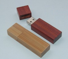 Custom wood usb flash drive with box, wedding favors gift light wooden usb memory stick, cheap 8gb,16gb usb flash memory