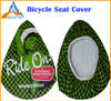 Printed Logo Waterproof Bicycle Seat Cover
