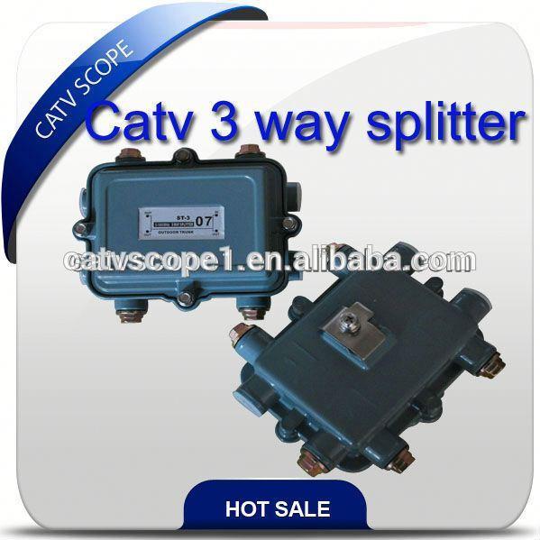 Splitter 3 Way Regal Catv Outdoor Splitter 3 Way