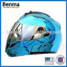 ECE/DOT certificate helmet retro helmet blue safety helmet