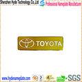 özel tasarım krom çince araba logolar çince harfler amblemler