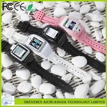 Wholesale High Quality anti slip ribbon band watches