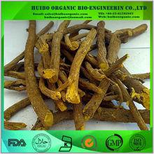 Organic dried licorice root / licorice extract / liquorice root extract powder