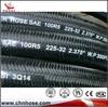 Manufacturer Heat Resistance r17 super flexible high pressure rubber pipe