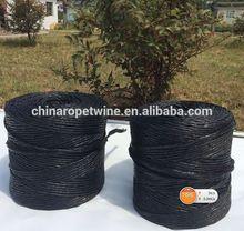 Baler twine/embalaje cuerda cordeles/de rafia de plástico de cuerdas