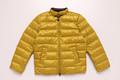 100% polyamide children's down jacket 90/10 down/feather