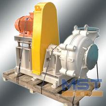 2014 newly designed high chrome centrifugal mining slurry pump