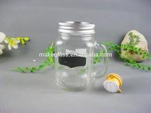 glass jars and metal lids/glass mason jar with lid /glass mason jar