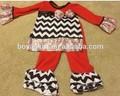 fırfır kıyafet kırmızı siyah zikzak yılbaşı fırfır pantolon kıyafet yenidoğan bebek yılbaşı kıyafetleri