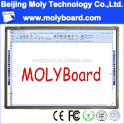 high school multimedia smart classroom interactive whiteboard with speaker