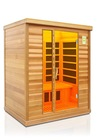 New Best Price Low EMF Carbon Ozone Infrared Sauna with Digital control panel for Skin Beauty (CE/RoHS)