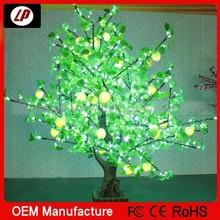 Haute efficacité fruits arbre protéger pas cher artificielle arbres de noël arbres de noël à vendre