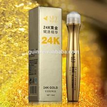AFY 24K Gold Essence Under Eye Dark Circle Cream Eye Cream Applicator