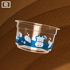 PP 3oz 100ml disposable plastic - frozen yogurt cup