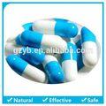 Garcinia Cambogia azul y blanco pastillas para adelgazar