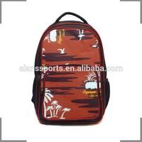 2014 KOSTON branding Beach print design casual backpack KB093