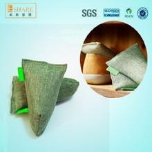 Promotional shoe Reusable Bamboo Charcoal Bag Dehumidifying