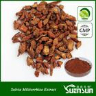 chinese herb tanshinone IIA salvia miltiorrhiza extract powder