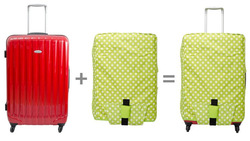 Luggage cases cover travel luggage case cover travel bag parts