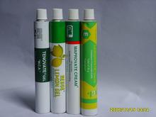 bamboo lip balm tubes hand cream aluminum tube