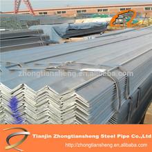 Equal type Q235 angle steel hot rolled angle Iron / SS400-SS540 Series Grade steel angle bar