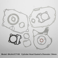 BAJAJ for motorcycle engine full gasket set