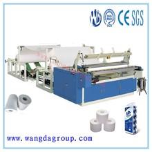 Fujian Manufacturer Provide 180 to 200m Per Min High Speed Top Quality Toilet Paper Manufacturing Machine