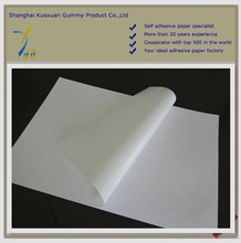 Top sale adhesive sticker thermal paper roll price with free samples